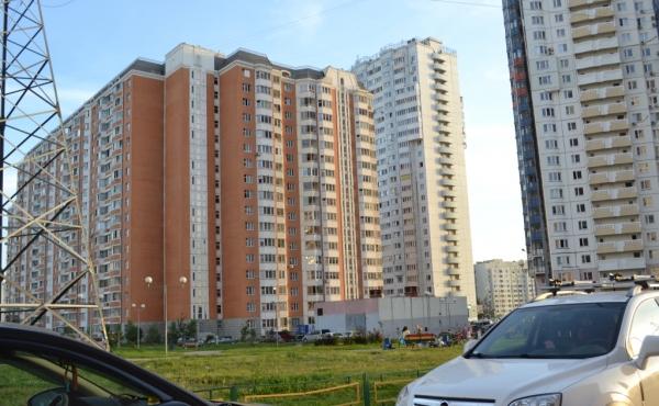 2-комн. квартира г. Балашиха, ул. Майкла Лунна, дом 4