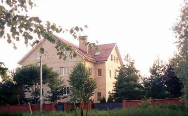Коттедж 807,4 кв.м в черте города Балашиха, микрорайон Новский, ул. Вишневая, дом 11